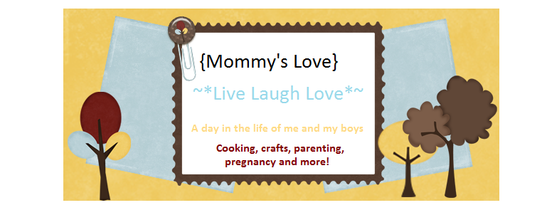 {Mommy's Love}