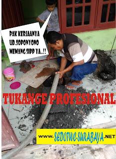 Sedot WC Darmo Satelite Surabaya, 081217744287