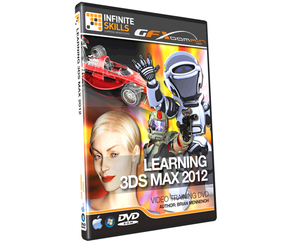 InfiniteSkills – Learning 3DS Max 2012
