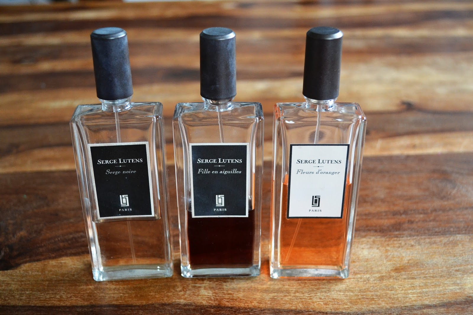 instant de fille serge lutens j 39 ai replong dans fleurs d 39 oranger. Black Bedroom Furniture Sets. Home Design Ideas