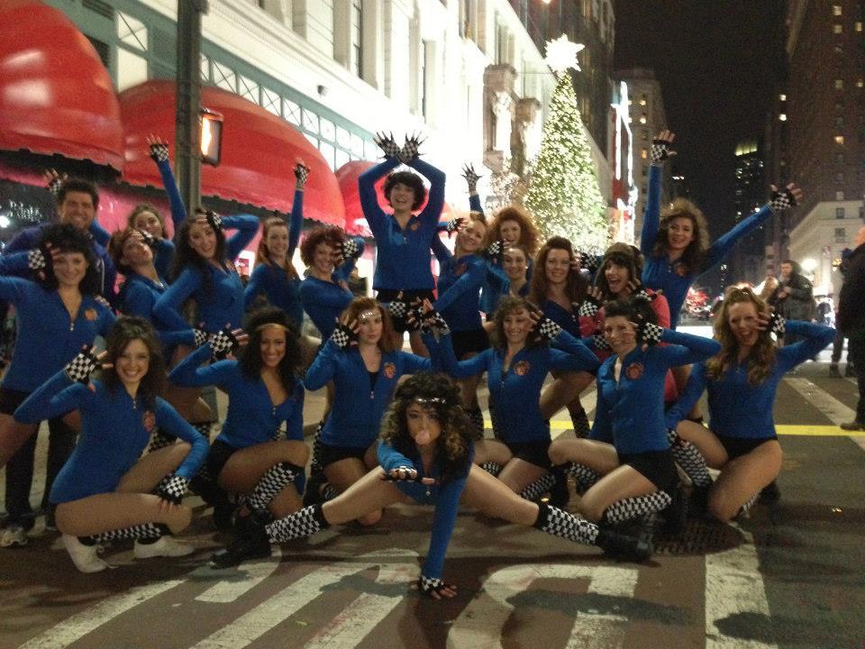 Ferris Bueller Parade Dance to Parades--ferris Bueller