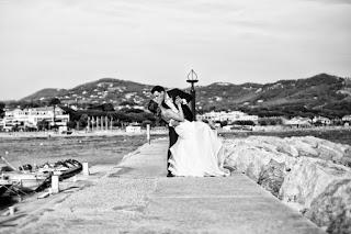 photo de marié à st cyr sur mer