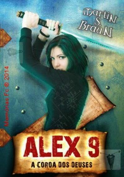 Ficção Científica...Alex 9 - A Coroa dos Deuses