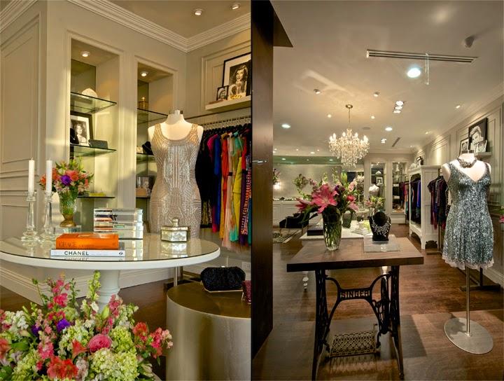 Interior Butik Dress Gaya Klasik 2