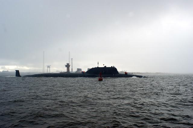 RFS Severodvinsk (Project 885 Yasen)