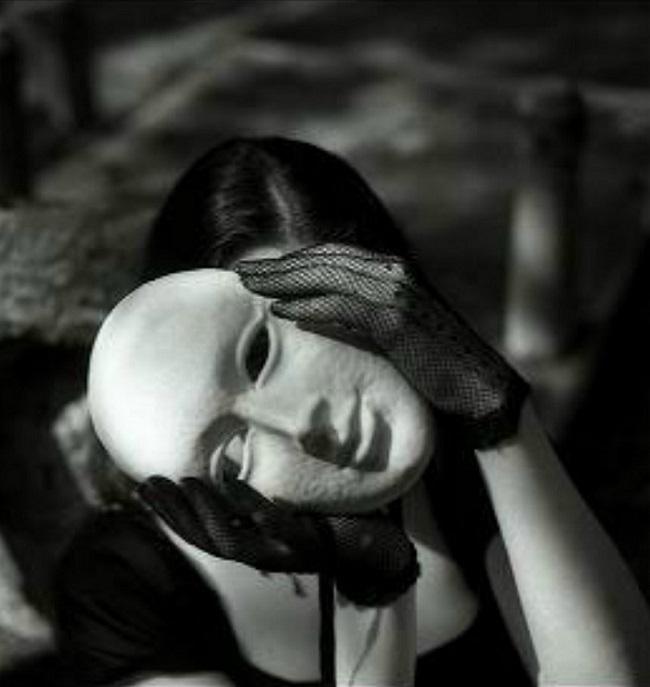 Maschera per chiarificazione profonda delle risposte della persona Avon