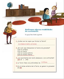 Respuestas Apoyo Primaria Español 6to Grado Bloque I lección 1 Elaborar guías de autoestudio para la resolución de exámenes