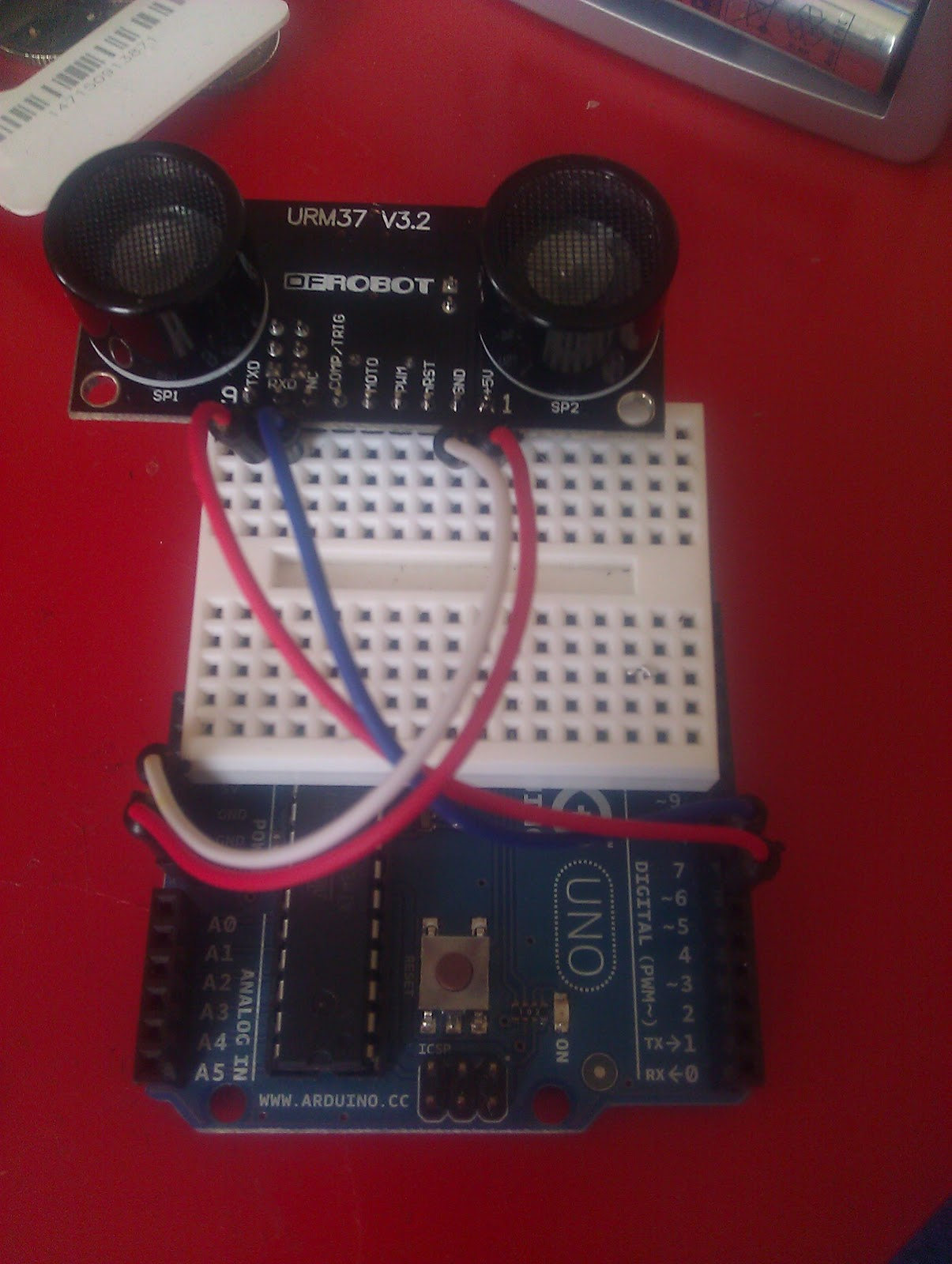 Using Infrared Proximity Sensors with Simulink and Arduino