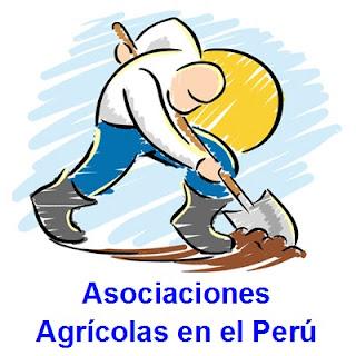 Asociaciones agrícolas en el Perú