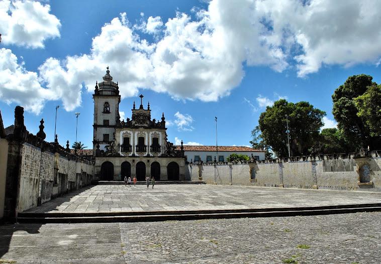 Igreja e Convento de São Francisco, João Pessoa