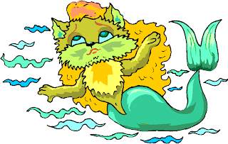 Cat Fish Free Clipart