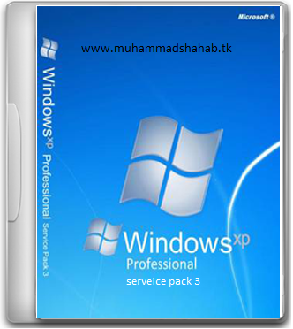 Windows xp service pack 3 with serial key pc apps for Window xp service pack 3