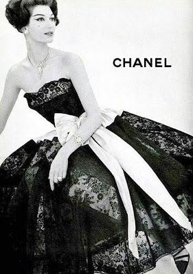 Campaña de Chanel protagonizada por Naty Abascal