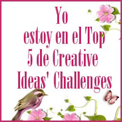 Top 5 Creative Ideas Challenge.