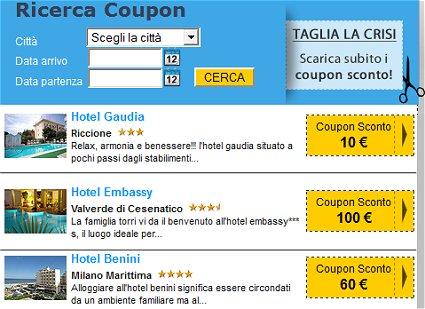 coupon riviera romagnola infoalberghi