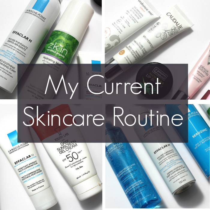 one little vice beauty blog: skincare recommendations from drugstore and luxury brands