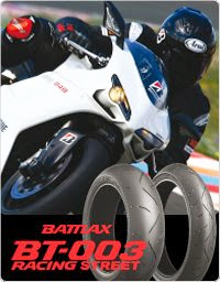 BRIDGESTONE BATTLAX BT003