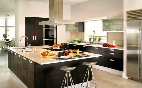 Fotos de cocinas dise ar una cocina - Cocinas americanas fotos ...