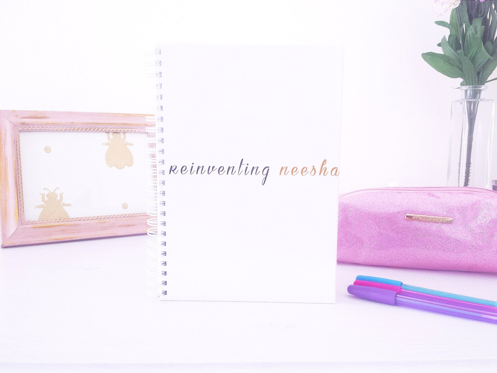 Getting Personal Personalised Blogging Notebook