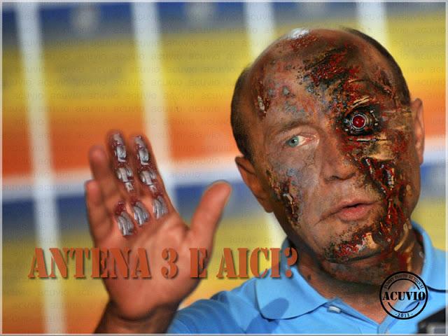 Pamflet Traian Băsescu – Funny – Antena 3 e aici?