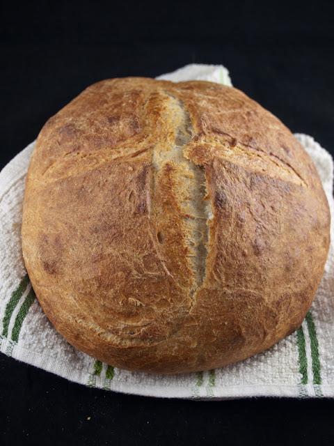 przepis na chleb zakwas