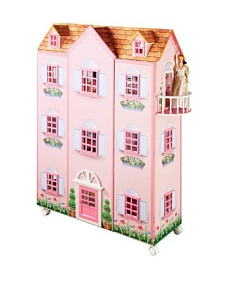 MyHabit: Up to 60% off The Toy Box - Teamson Design Corp Paris Mansion Doll House
