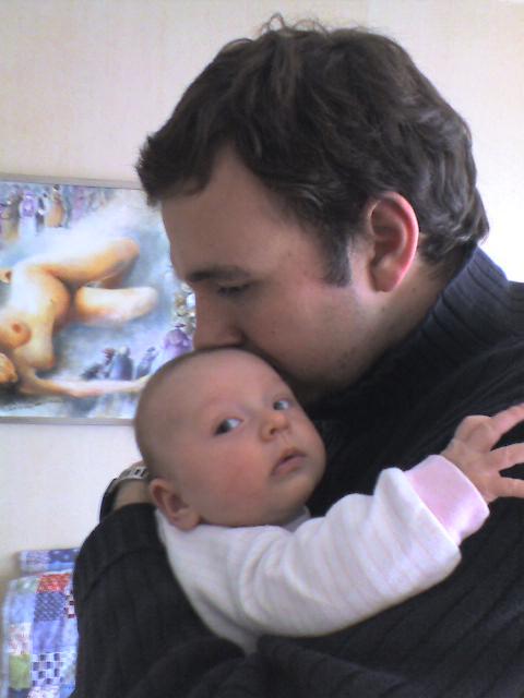 Apa és Lucie