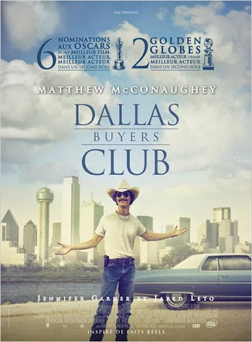 Dallas Buyers Club (BRRip HD Dual Latino / Inglés) (2013)