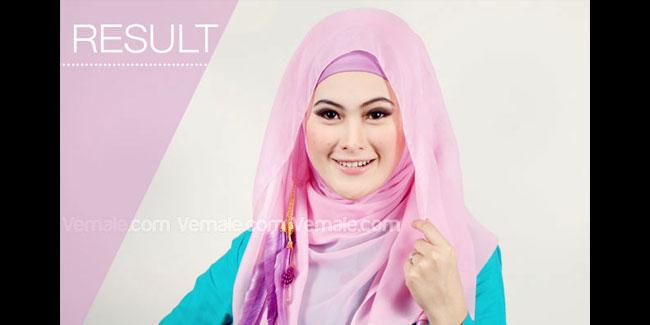 Cara Memakai Jilbab Segi Empat Cantik Murah Pusat Ajilbab Com Portal ...