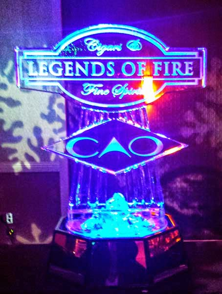Legends Of Fire Black & White Event With CAO Cigars