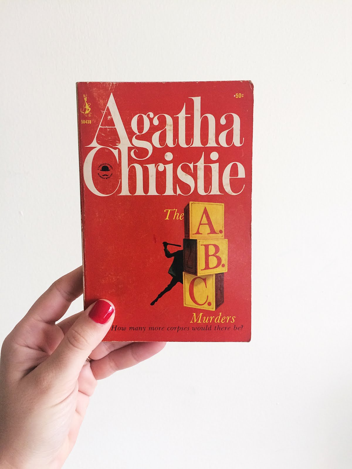 Looking to expand your Agatha collection?