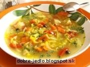 Pórová polievka - recept