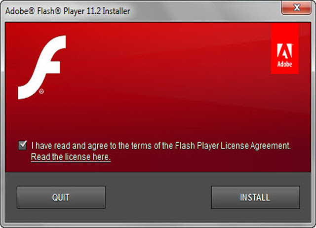 Adobe Flash Player Terbaru 2012
