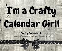 I'm a Crafty Calendar girl!