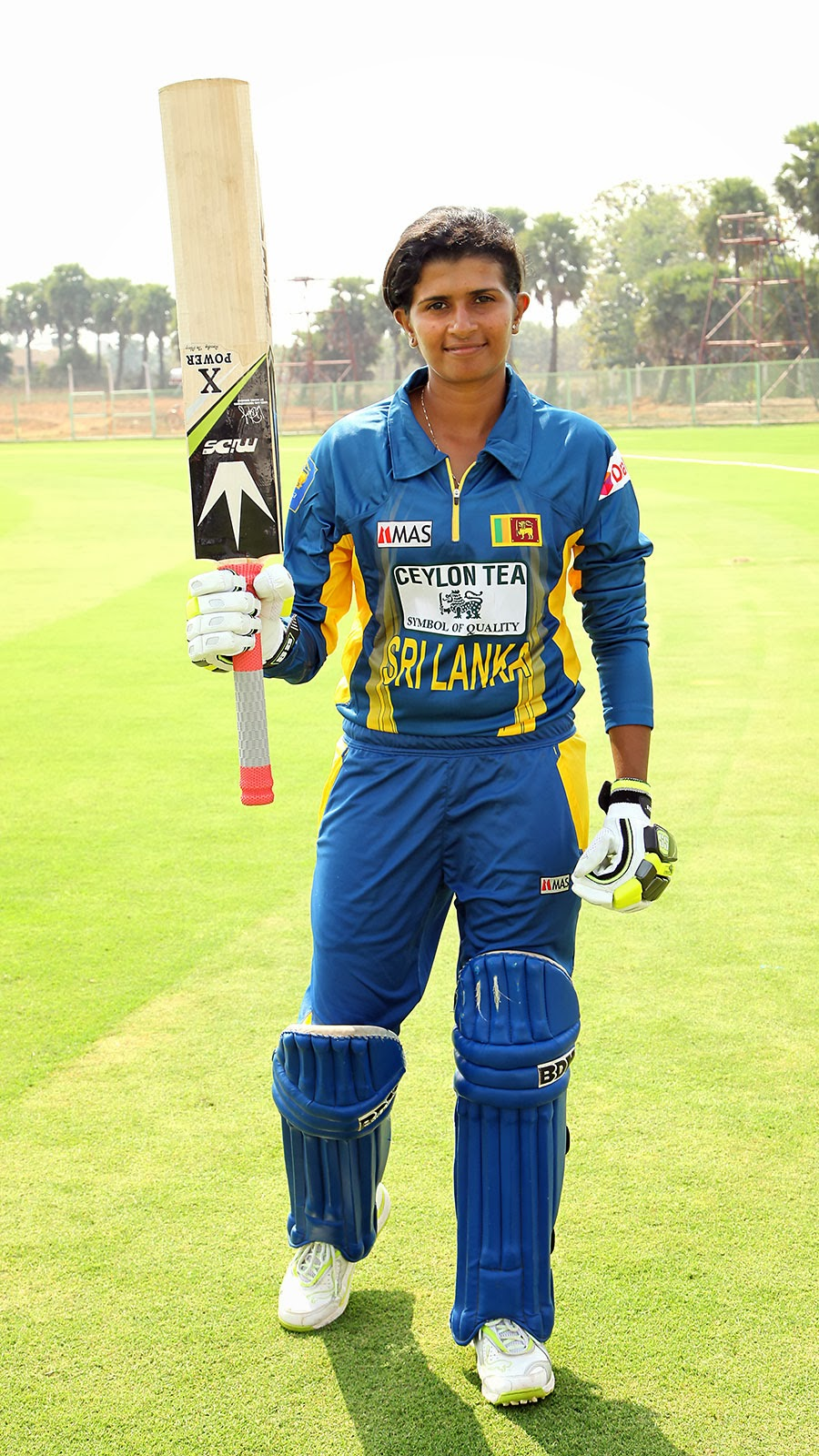 Shashikala-Siriwardene-India-vs-Sri Lanka-1st-T20I-2014