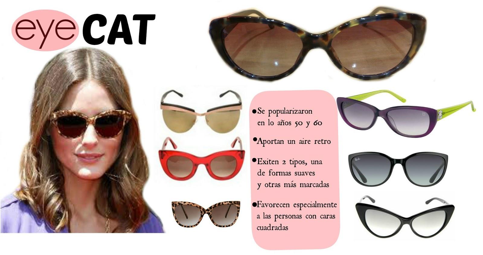 Qué gafas se llevarán este verano - Less is more