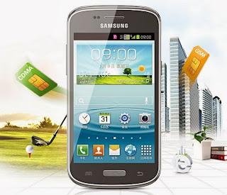 Samsung Galaxy Infinite SCh Fl759