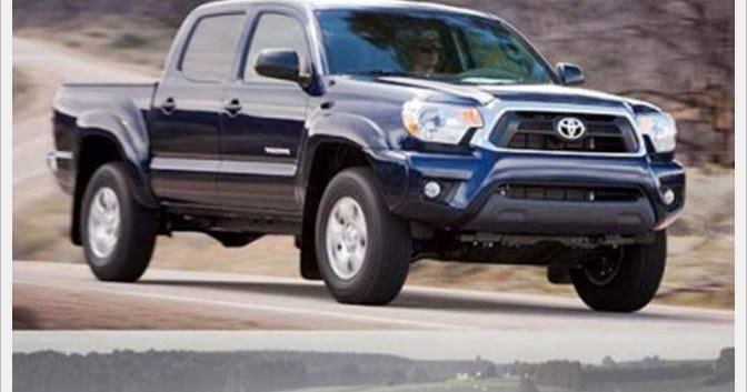 2017 Toyota Tacoma Redesign  TOYOTA UPDATE REVIEW