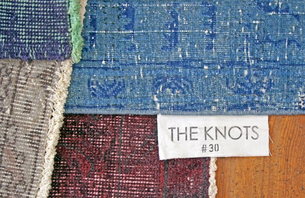 anneliwest berlin the knots unique rugs. Black Bedroom Furniture Sets. Home Design Ideas
