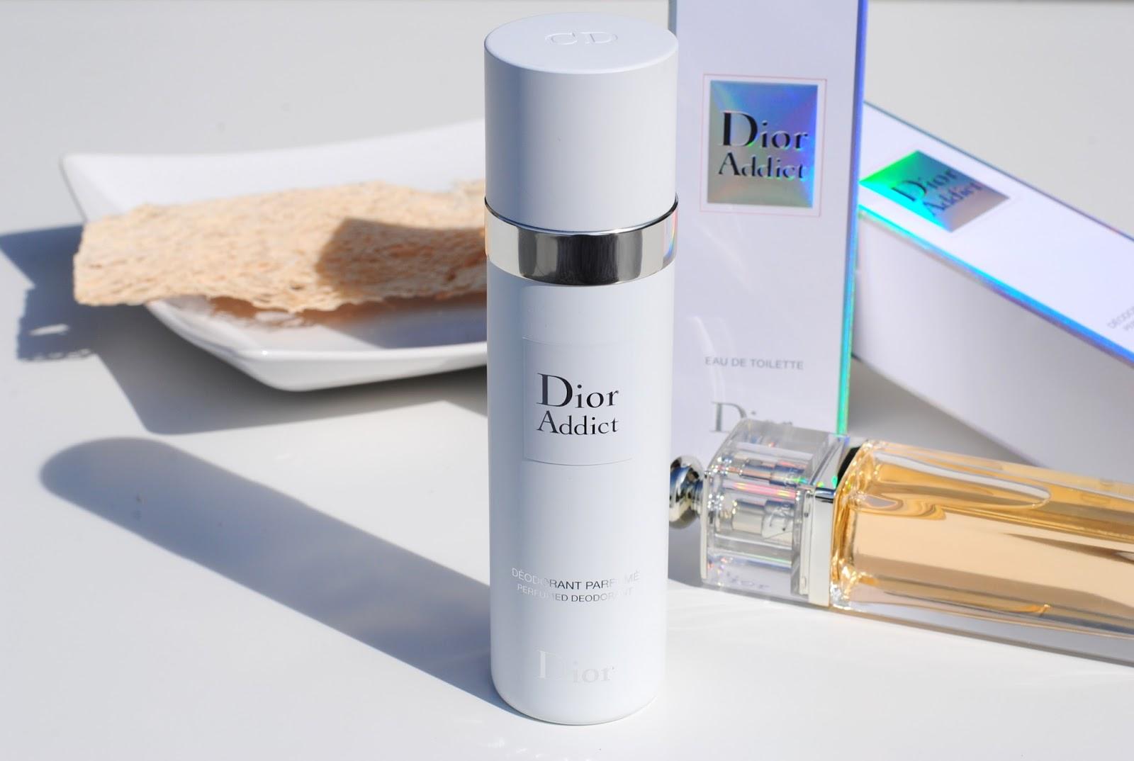 dior addict deodorant