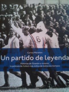Un partido de leyenda, Carlos Marañón