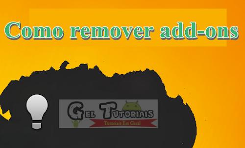 Como remover add-ons (deixe seu kodi mais rápido)