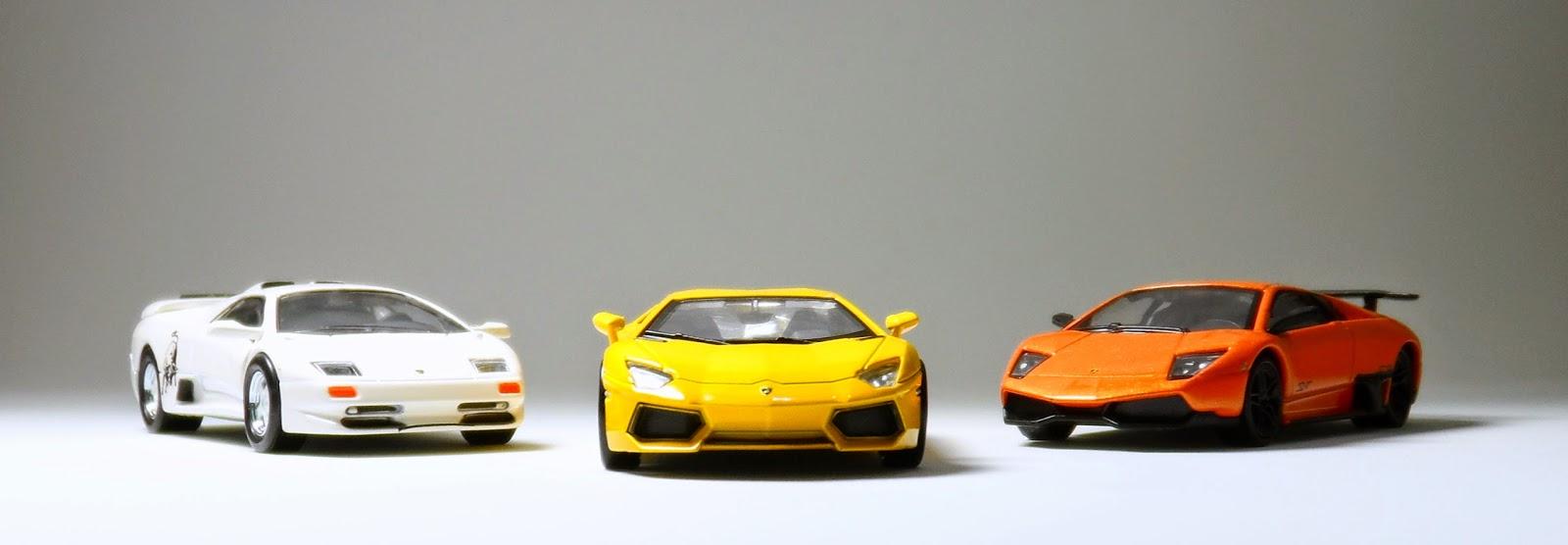 Especial Lamborghini - A era atual - Parte I.