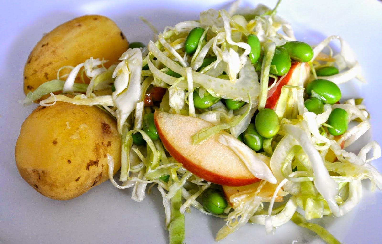 Nemme Og Lækre Opskrifter Der Virker Sprød Salat Med Fennikel