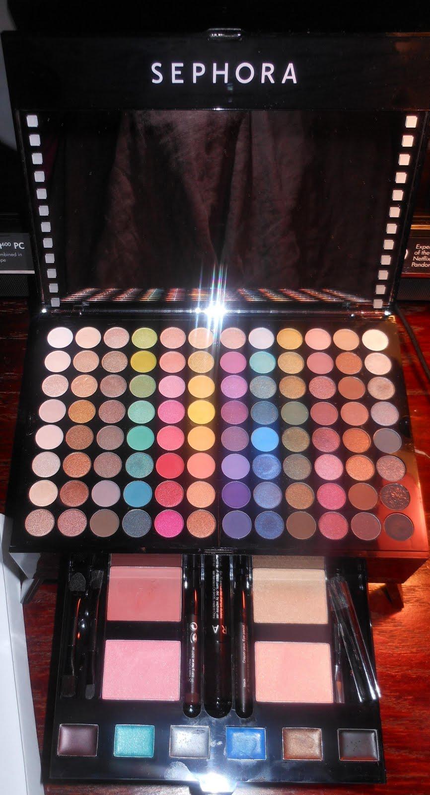 Sephora Makeup | Sephora Makeup Academy Palette Limited