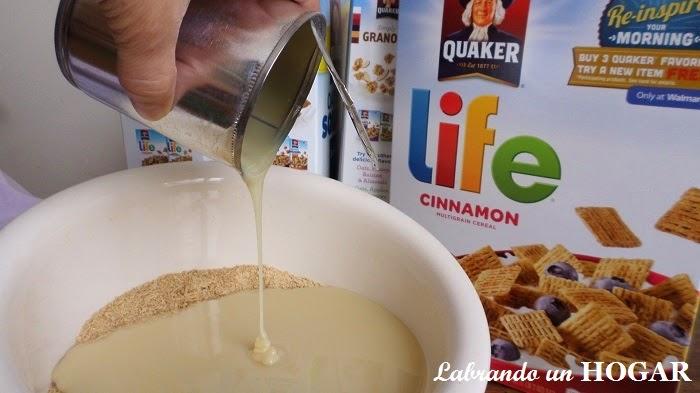 Quaker en Walmart recetas para todo el dia #spon  #LoveMyCereal #QuakerUp #cbias