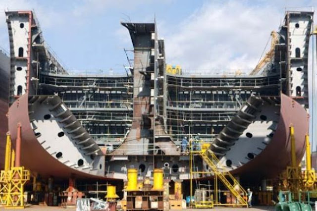 Industri Galangan Kapal Nasional Perkuat Indonesia sebagai Poros Maritim Dunia