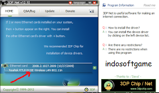 Download 3DP Net v12.10. Solusi Driver Wireless