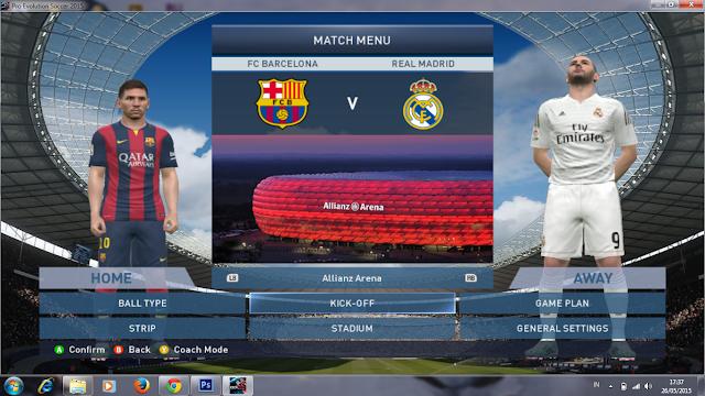 Cara Terbaru Install PES ( Pro Evolution Soccer ) 2015 di PC