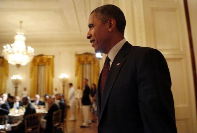 Saingi Putin, Obama Berencana Kirim Pasukan untuk Perangi ISIS